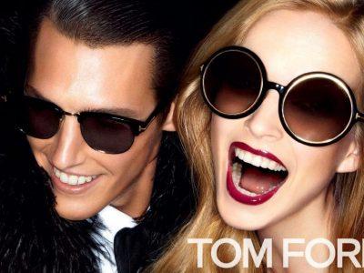 La marca del diseñador Tom Ford ya disponible en Óptica Nueva Vision